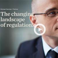 The changing landscape of regulation