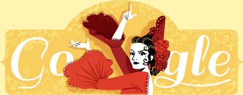 Google Lola Flores