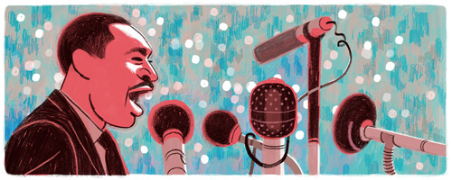 Google MLK, Jr. Day